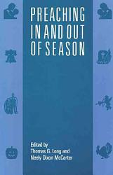 Preaching In And Out Of Season Book PDF