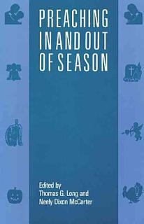 Preaching in and Out of Season Book