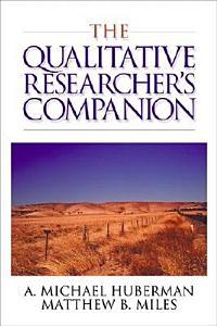 The Qualitative Researcher s Companion PDF