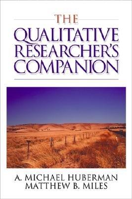 The Qualitative Researcher s Companion