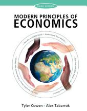 Modern Principles of Economics: Edition 3