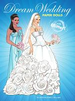 Dream Wedding Paper Dolls with Glitter  PDF