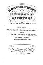 Schoonheden uit de Nederlandsche dichters der XVIIde, XVIIIde en XIXde eeuw: voor mijne jeugdige landgenooten. Eerste deel, Volume 1