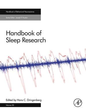 Handbook of Sleep Research