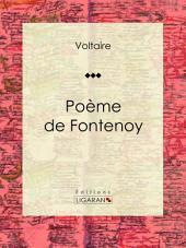 Poème de Fontenoy: Poésie