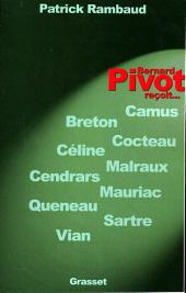 Bernard Pivot reçoit