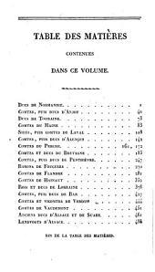 L'art de vérifier les dates des faits historiques, des chartes, des chroniques et autres anciens monuments, depuis la naissance de Notre-Seigneur: Volume13