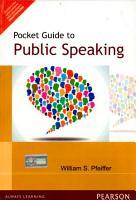 Pocket Guide to Public Speaking PDF
