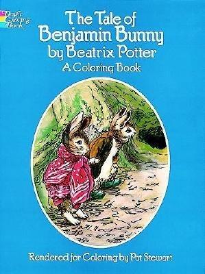 Tale of Benjamin Bunny Coloring Book PDF