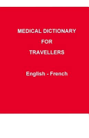 Medical Dictionary for Travellers