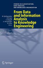 From Data and Information Analysis to Knowledge Engineering