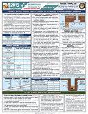 2015 International Plumbing Code Quick Card Based On 2015 IPC