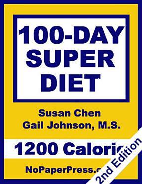 100 Day Super Diet   1200 Calorie PDF