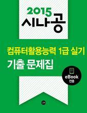 2015 시나공 컴퓨터활용능력 1급 실기 기출문제집(eBook전용)