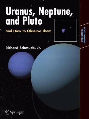Uranus  Neptune  and Pluto and How to Observe Them