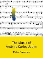 The Music of Antonio Carlos Jobim PDF