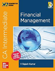 Financial Management for CA Intermediate Book