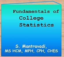 Fundamentals of Statistics for College Students PDF