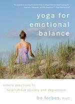 Yoga for Emotional Balance