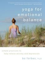 Yoga for Emotional Balance PDF