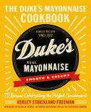 The Duke s Mayonnaise Cookbook