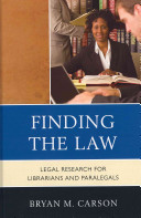 Finding the Law PDF