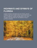 Highways and Byways of Florid PDF