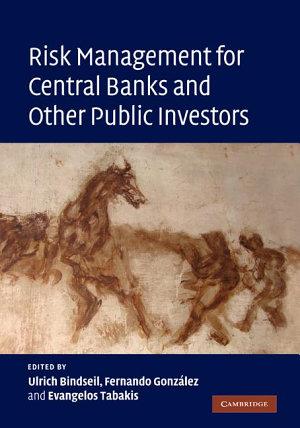 Risk Management for Central Banks and Other Public Investors PDF