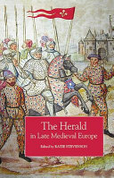 The Herald in Late Medieval Europe PDF