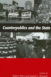 Counterpublics and the State