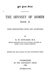 The Odyssey of Homer: With Introduction, Notes and Appendices, Book 10