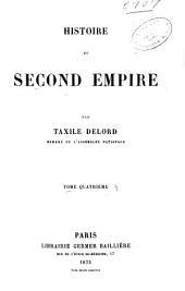 Histoire du second empire (1848-69)