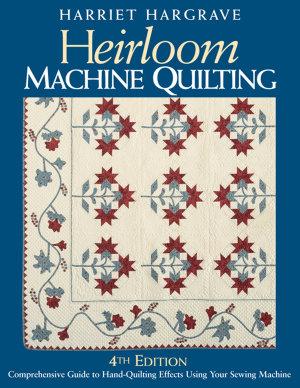 Heirloom Machine Quilting PDF