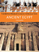 Download The British Museum Concise Introduction to Ancient Egypt Book
