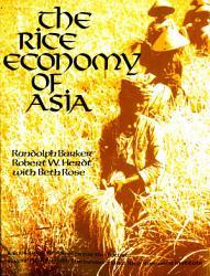 Appendix To The Rice Economy Of Asia Book PDF