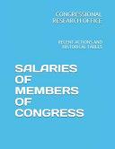 Salaries of Members of Congress