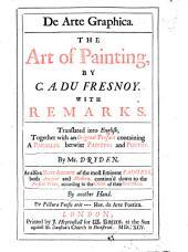 De Arte Graphica: The Art of Painting