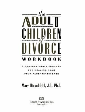 Adult Children of Divorce Workbook PDF