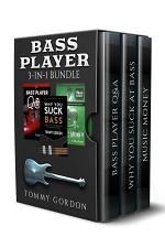 BASS PLAYER 3-in-1 Bundle