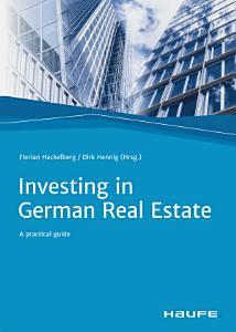 Investing in German Real Estate PDF