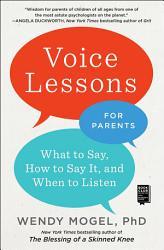 Voice Lessons for Parents PDF