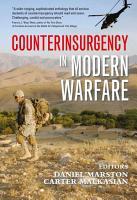 Counterinsurgency in Modern Warfare PDF