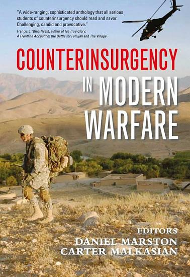 Counterinsurgency in Modern Warfare PDF