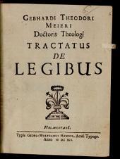 Tractatus de legibus