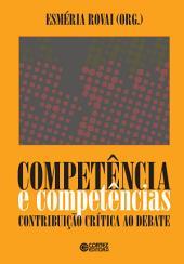 Competência e competências: Contribuição crítica ao debate