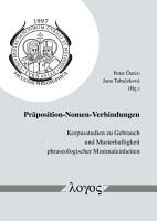 Pr  position Nomen Verbindungen PDF