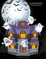 Ghosts Coloring Book 1 PDF