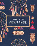 2019-2021 Monthly Planner