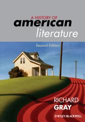 A History of American Literature: Edition 2