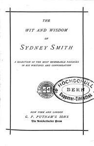 The Wit and Wisdom PDF